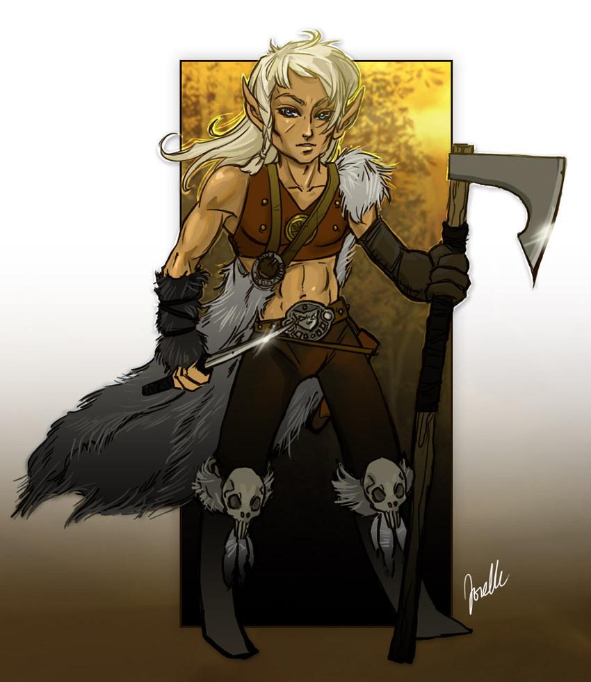 Stonehowl Holt An Elfquest Fanfic Site